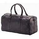 Clava Leather Bags Barrel Duffel