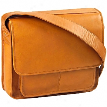 Clava Leather Bags Administration Laptop Mailbag
