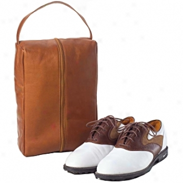 Clava Leather Bags Golf Shoe Bag