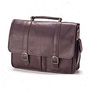 Clava Leather Bags Laptop Briefcase