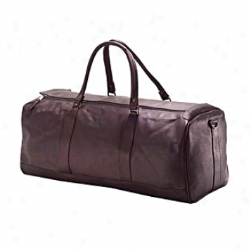 Clava Leather Bags Large Barrel Duffel