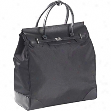 Clava Leather Bags Nylon/leather Boot Bag