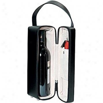 Clava Leather Bags nOe Bottle Wine Holder