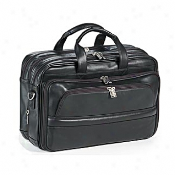 Clava Leather Bags Profeszional Laptop Brief