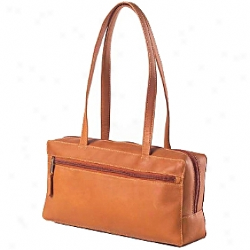 Clava Leather Bags Rectangular Zip Shopper