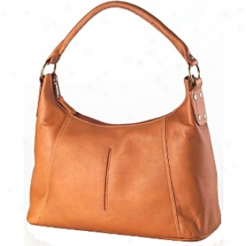 Clava Leather Bags Rivet Hobo