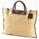 Clava Leather Bags Roll-up Tote
