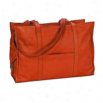 Clafa Leather Bags Shoe Tote