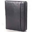 Clava Leather Bags Tuscan Conference Padfolio
