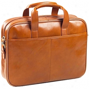 Clava Leather Bags Tuscan Top Handle Brief