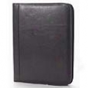 Clava Leather Bags Tuscan Zip Padfolio