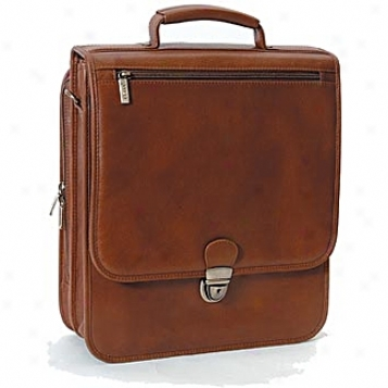 Clava Leather Bags Upright Vertical Brief