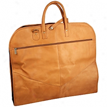 David King Leather Luggage aGrment Cover