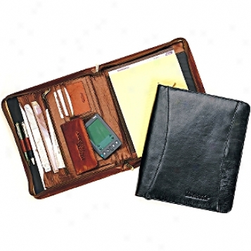 Goodhope Business Briefcase Collection Zip Pad/organizer
