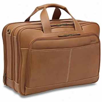 Hartmann Belting Lesther Triple Compartment Expandable Brief