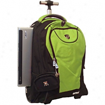 Heys Usa Lightweight Luggage And Business Cases Epac05 Rolling Laptop Backpack