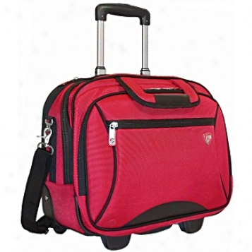Heys Usa Lightweight Luggage And Business Cases Notebag Pro Roller