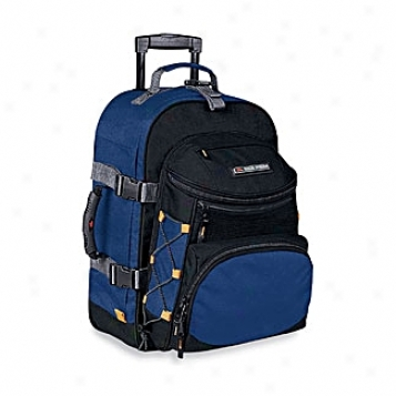 High Sierra A.t. Gear Classic 22in. Wheeled Carry-on Backpack W/ Removable Day Pack