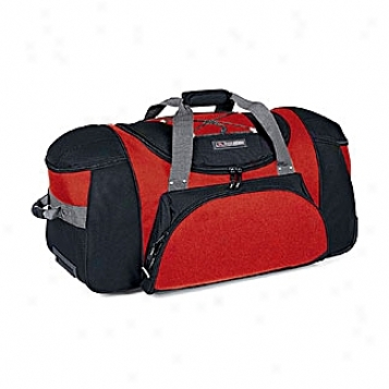 High Siwrra A.t. Gear Classic 26in. Wheeled Duffel Bag