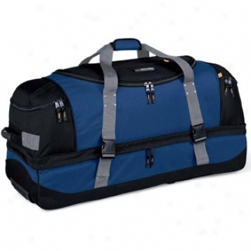 High Sierra A.t .Gear Classic 36in. Drop-bottom Wheeled Duffel Bag