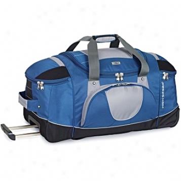 High Sierra A.t. Gear Ultimate Access 30in. Wheeled Duffeel W/ Backpack Straps