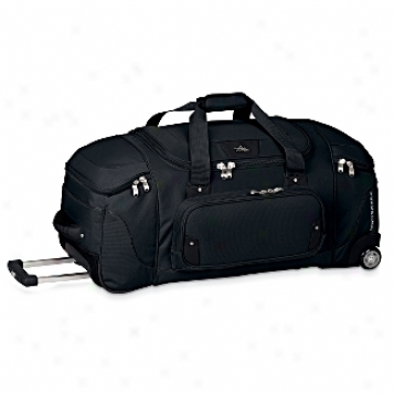 High Sierra At3 Sierra-lite 32in. Wheeled Duffel Bay
