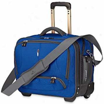 High Sierra Business Cases  Wheeled Variable Laptop Case