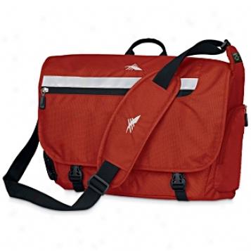 High Sierra Daypacks  Audible Wired I-pod Messenger Bag