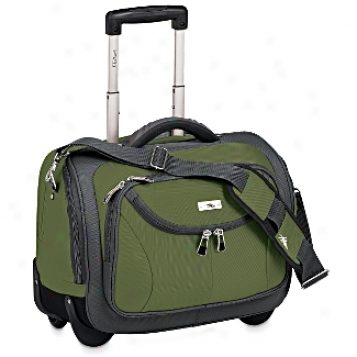 High Sierra Level Collection  Carry-on Wheeled Computer Tote