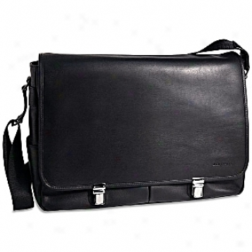 Jack Georges Platinum Collection Messenger Bag