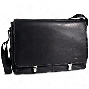 Jack Georges Platinum Collection Messenger Bag