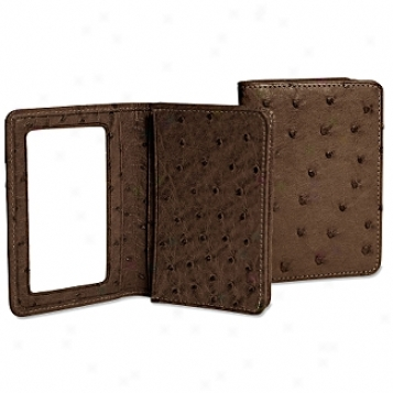 Jack Georges The Genuine Ostrich Collection Card Holder