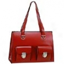 Jack Georges The Milano Collection Fifth Alley Tote