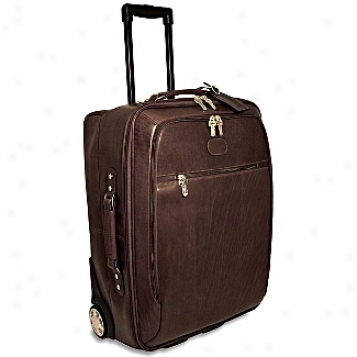 Jack Georges The Saddle Collection 22in. Wheeled Carry On