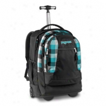 Jansport Daypacks Drvier 8 Wheeled Backpack