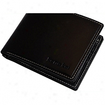 Kena Kai Datasafe? Series Saddle Leather Bi-fold