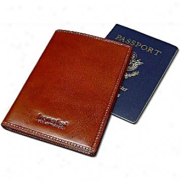 Kena Kai Datasafe? Series Saddle Leather Passporf Wallet
