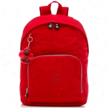 Kipling Basic Line Collection Large Ziptop Ridge Backpack