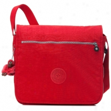 Kipling Basic Lineage Collection Madhouse Expandable Messenger Bag