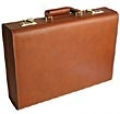 Korchmar Classsic Collection 5in. Attache Case