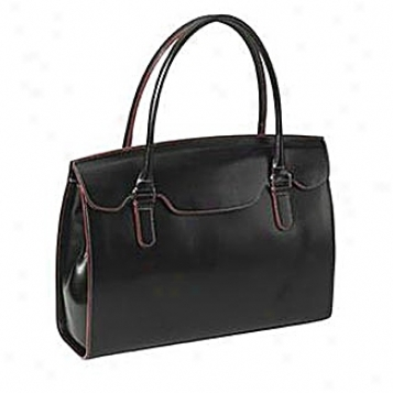 Lodis Audrey Collection Satchel Brief Work Bag