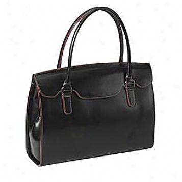 Lodis Audrey Collection Satchel Brief Work Bag
