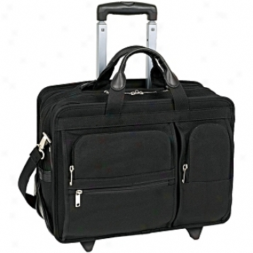 Mckleim Usa P Series Detachable-wheeled Laptop Case