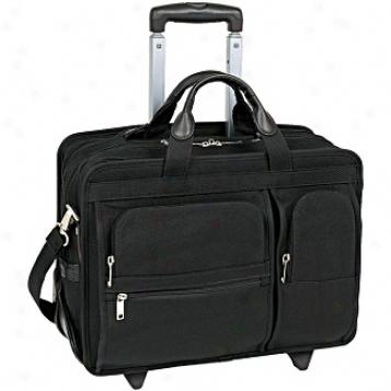 Mckleim Usa P Series Detachable-wheeled Laptop Case
