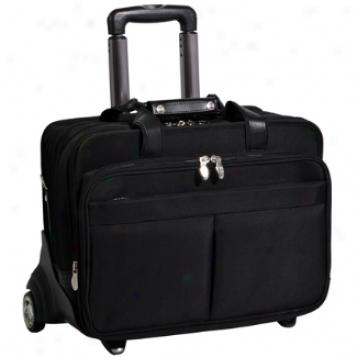 Mklein Usa R Series Detachable-wheeled Laptop Case