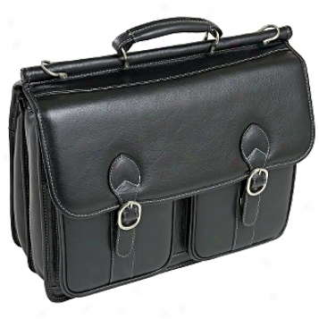 Mcklein Usa S Series Hazel Crest Double Compartment Laptop Case