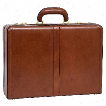 Mcklein Usa V Series Harper Expandable Attache Case