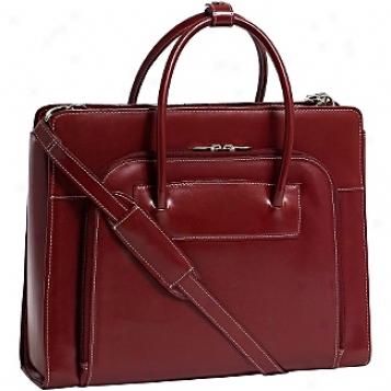 Mcklein Usa W Series Leather Ladies' Briefcase