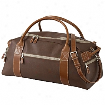 Mulholland Brothers Endurance Oval Duffel