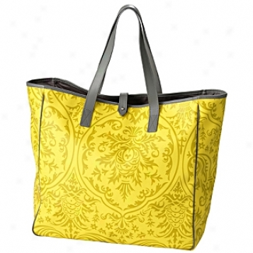 Mulhollanr Brothers Palm Beach      Large Tote